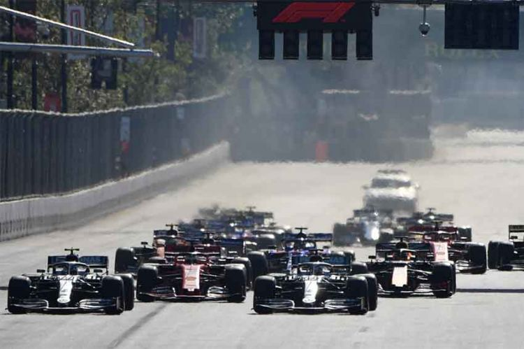 F1 : Le Grand Prix de Monaco diffusé en direct sur TF1 dimanche 26 mai