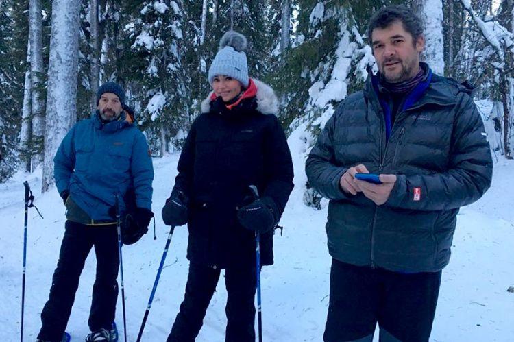 Comment passer l'hiver en pleine forme ? Réponses sur France 2 le 11 février avec Michel Cymes et Adriana Karembeu