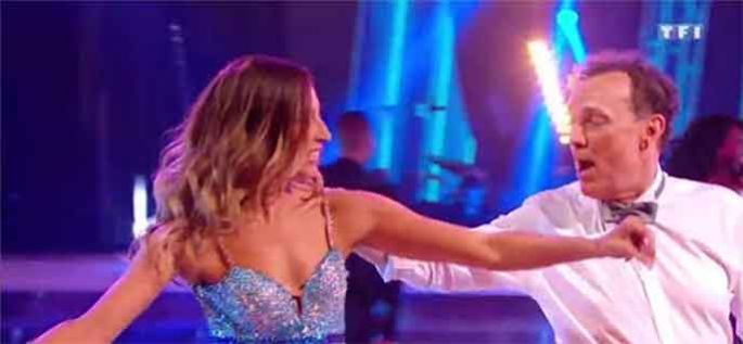 "Replay ""Danse avec les stars"" : Julien Lepers & Silvia « Can't Stop The Feeling » (vidéo)"