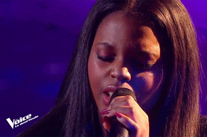 "Replay ""The Voice"" : Mentissa chante « Pour ne pas vivre seul » de Dalida (vidéo)"