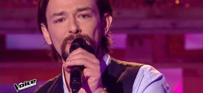 "Replay ""The Voice"" : Clément Verzi interprète « You're So Beautiful » de Joe Cocker (vidéo)"