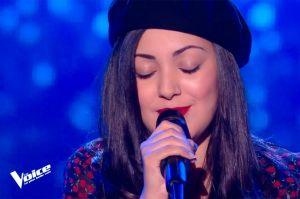 "Replay ""The Voice"" : Kim chante « Saint-Claude » de Christine & The Queens (vidéo)"