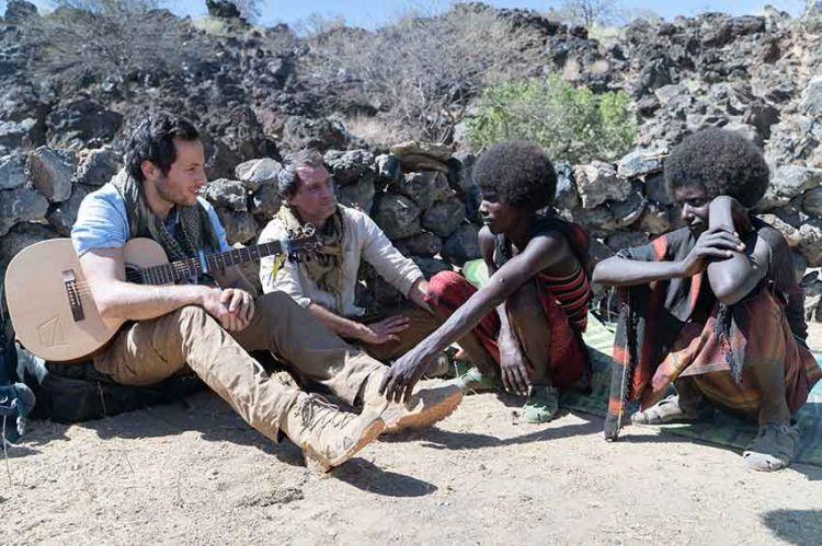 """""""Rendez-vous en terre inconnue"""" avec Vianney en Éthiopie, mardi 25 mai sur France 2"""