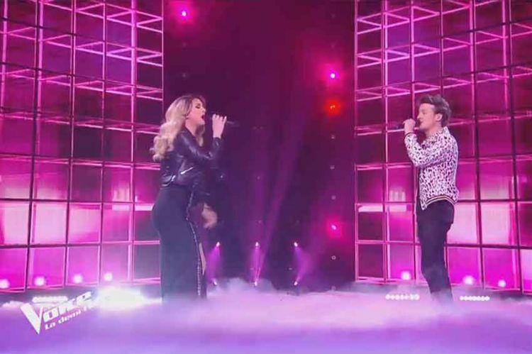 "Replay ""The Voice"" : Léona Winter, Sidoine & Jenifer chantent « Ma révolution » de Jenifer (vidéo)"