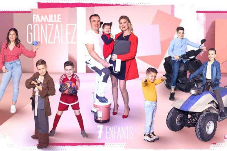 """Record d'audience pour """"Familles nombreuses : la vie en XXL"""" mardi sur TF1"""