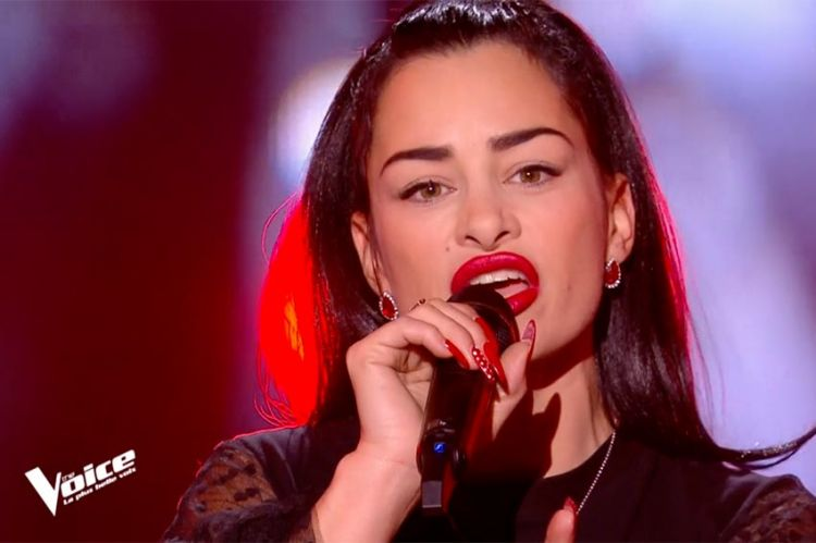 "Replay ""The Voice"" : Nessa chante « La Grenade » de Clara Luciani (vidéo)"