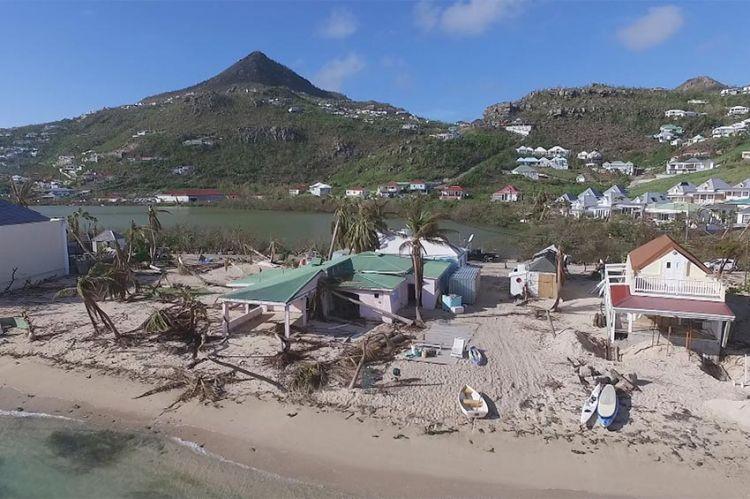 """Saint-Barth après l'ouragan : un an pour reconstruire le paradis, ce soir dans """"Zone Interdite"""" sur M6"""