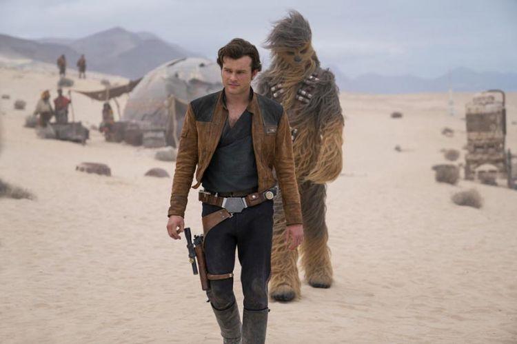 """Le film """"Solo : A Star Wars Story"""" à voir sur TF1 dimanche 20 décembre"""