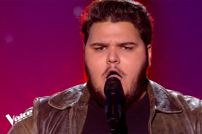"""Replay """"The Voice"""" : julien chante « Caruso » de Lucio Dalla (vidéo)"""