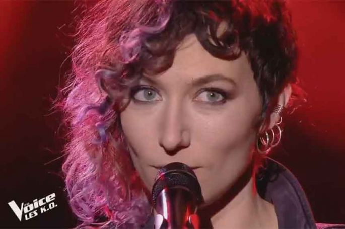 "Replay ""The Voice"" : Camille Hardouin chante « I Put A Spell On You » de Jay Hawkins (vidéo)"