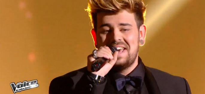"Replay ""The Voice"" : Lioan chante « Toulouse » de Claude Nougaro (vidéo)"