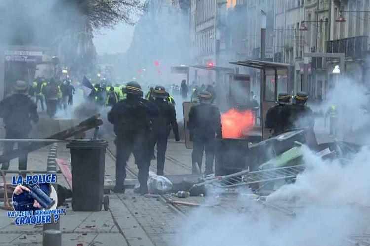 """""""La police va-t-elle (vraiment) craquer ?"""" : soirée continue avec débat sur C8 mercredi 10 avril"""