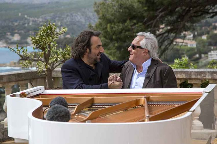 """""""La vie secrète des chansons"""" en prime sous le soleil avec André Manoukian vendredi 5 juillet sur France 3"""