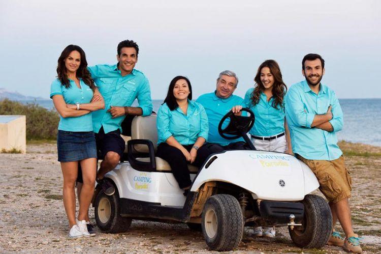 """TF1 rediffuse des épisodes de """"Camping Paradis"""" du 30 mars au 3 avril à 14:00"""