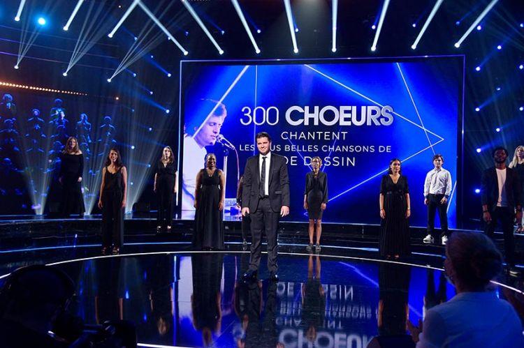 """Les """"300 Chœurs"""" chantent les plus belles chansons de Joe Dassin, le 30 juillet sur France 3"""
