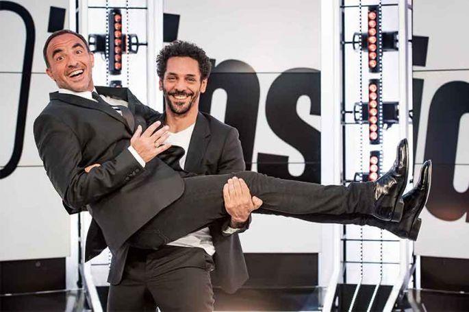 """""""50mn Inside"""" : Nikos Aliagas reçoit Tomer Sisley samedi 16 novembre sur TF1"""