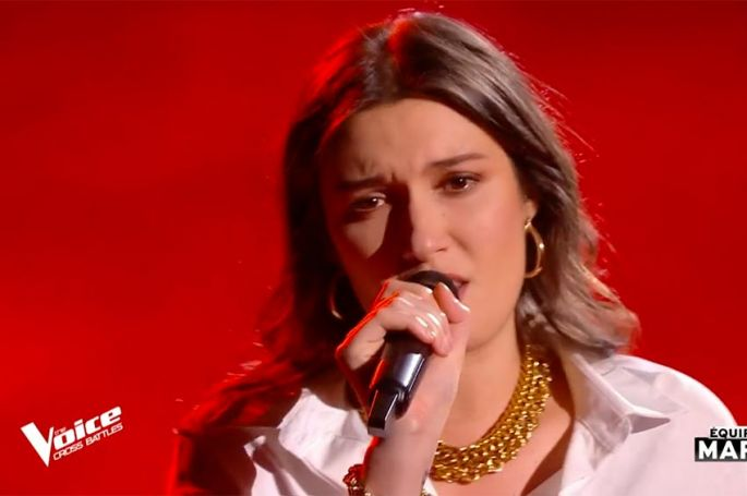 """Replay """"The Voice"""" : Louise Mambell chante « Another Love » de Tom Odell (vidéo)"""