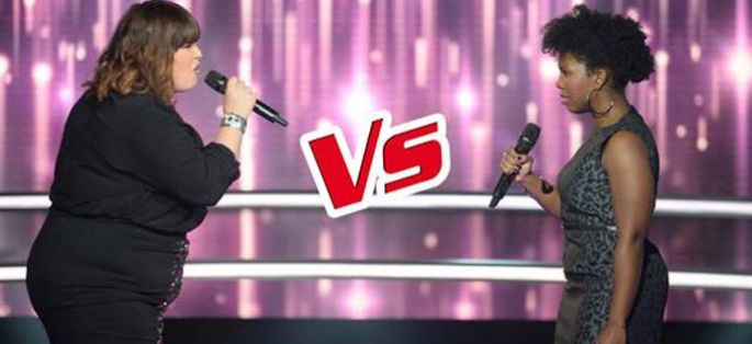 "Replay ""The Voice"" : La Battle Beehan / Ana Ka « Set Fire to the Rain » d'Adele (vidéo)"
