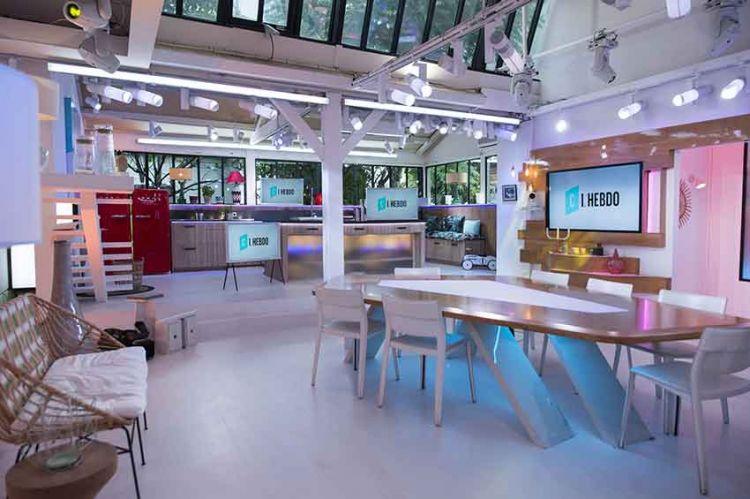 """""""C l'hebdo"""" samedi 14 septembre : sommaire & invités reçus par Ali Baddou sur France 5"""