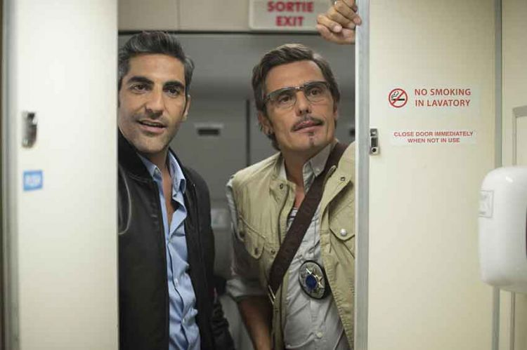 """""""Débarquement immédiat"""" avec  Ary Abittan et Medi Sadoun jeudi 27 décembre sur TF1"""