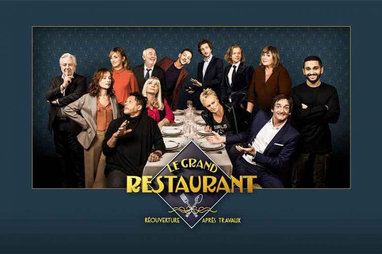 """""""Le Grand Restaurant"""" de Pierre Palmade : réouveture après travaux, mercredi 3 février sur M6"""