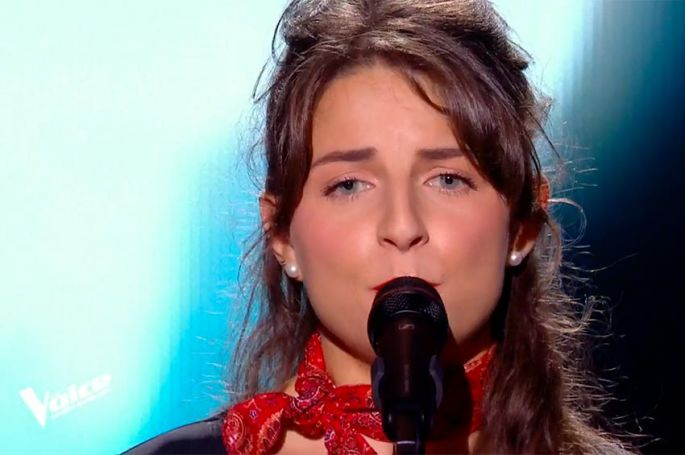 "Replay ""The Voice"" : Chiara chante « Rise up » de Andra Day (vidéo)"
