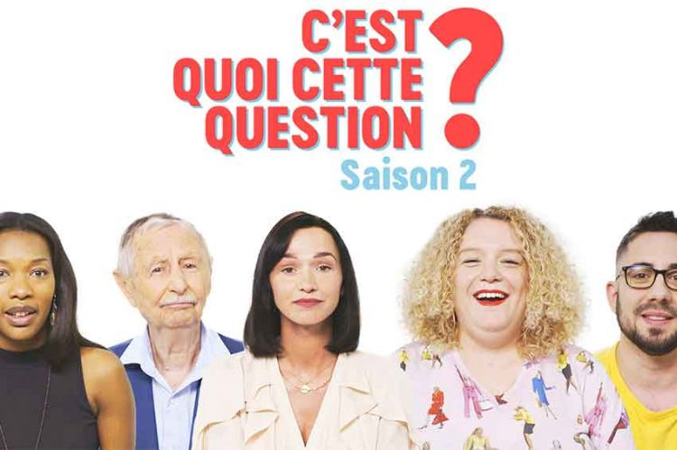 """""""C'est quoi cette question ?"""" de retour cet été sur TF1 à partir du 13 juillet"""