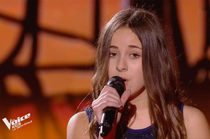 "Replay ""The Voice Kids"" : Lola chante « Without you » de Mariah Carey (vidéo)"