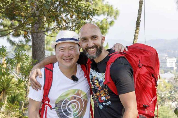 """""""Pékin Express"""" : retour de Mehdi et Hoang dans « Itinéraire Bis » dès le 18 juillet sur M6"""