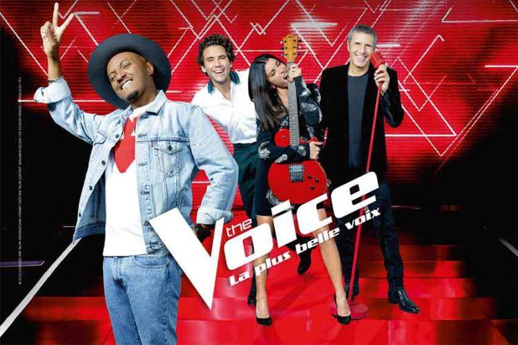 """""""The Voice"""" : Soprano parle de son arrivée sur la version adultes le 9 février TF1"""