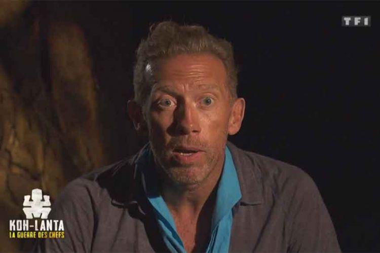 """""""Koh Lanta"""" : Frédéric éliminé par les Bleus, sa réaction juste après le conseil (vidéo)"""
