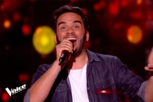 "Replay ""The Voice"" : Fayz chante « 1,2,3 Soleil » d'Abdel Khader (vidéo)"
