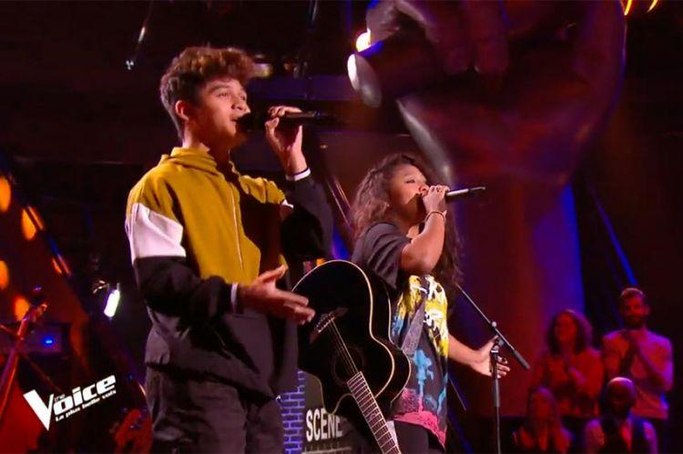 "Replay ""The Voice"" : Ludysoa et Nathan chantent « Ravoravo » un chant Malgache (vidéo)"