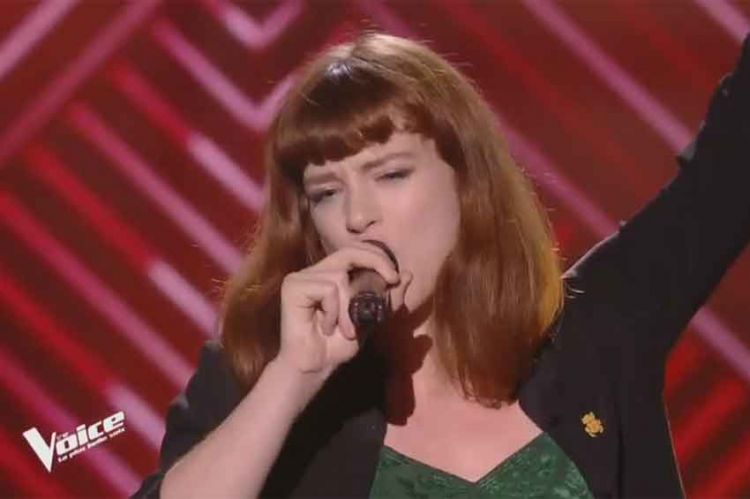 "Replay ""The Voice"" : Agathe chante « I'd Rather Go Blind » de Etta James (vidéo)"