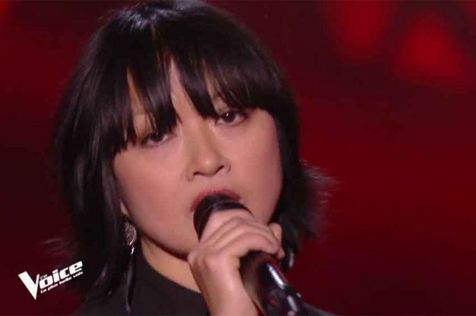 """Replay """"The Voice"""" : Ina Ich chante « Ain't Nobody » de Chaka Khan (vidéo)"""