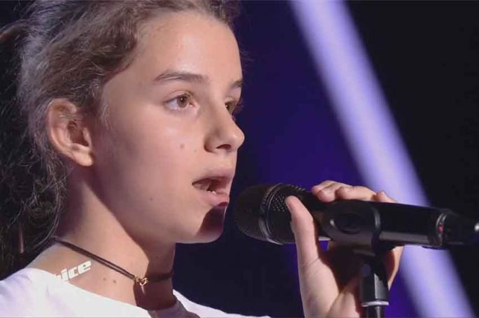 "Replay ""The Voice Kids"" : Alaïs chante « Tout va bien » d'Orelsan (vidéo)"