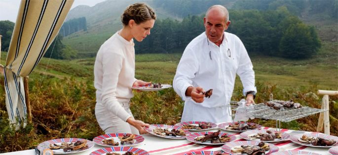 """Les Carnets de Julie"" au Pays Basque mercredi 18 mars sur France 3 en prime time"