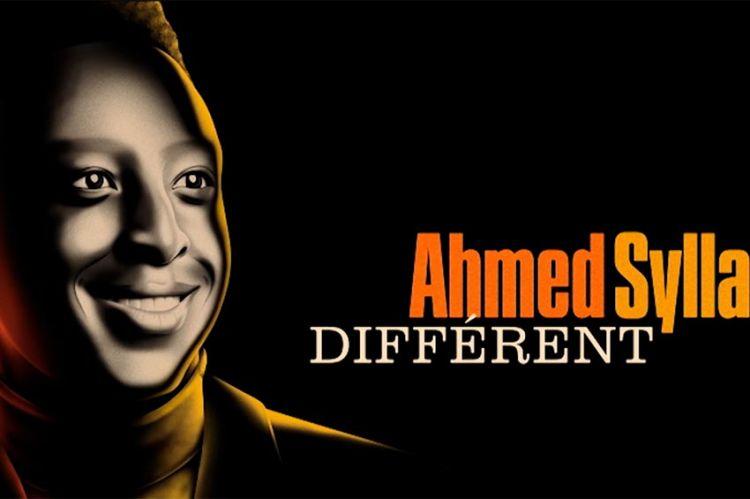 """Le spectacle """"Différent"""" d'Ahmed Sylla diffusé sur C8 vendredi 20 novembre"""