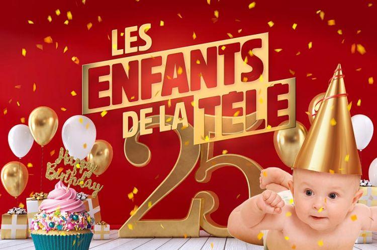 """""""Les enfants de la télé"""" fêtent leurs 25 ans sur France 2 le 7 mars, les invités de Laurent Ruquier"""