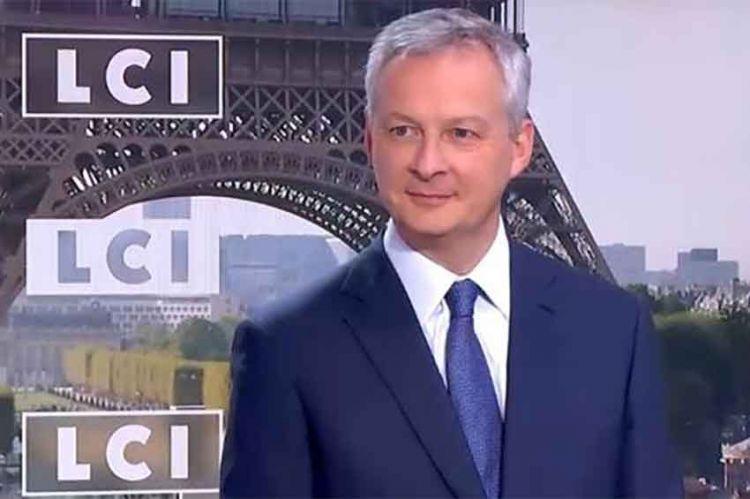 Bruno Le Maire sur LCI : « Les réponses à la crise », mardi 1er décembre à 20:00