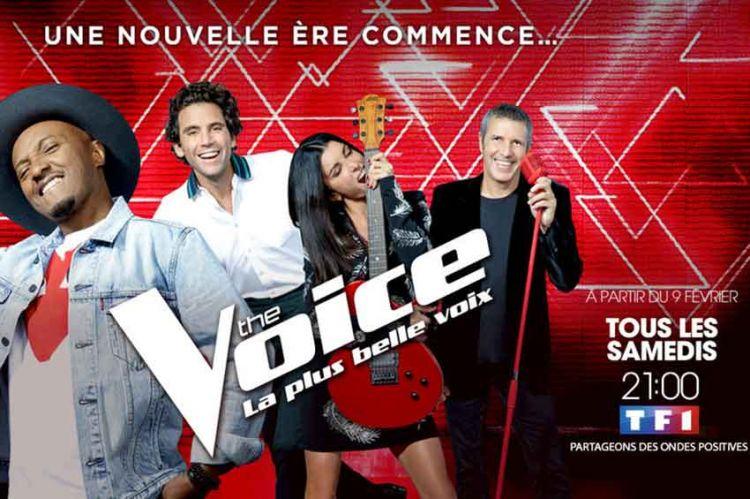 """""""The Voice"""" : toutes les nouveautés de la saison 8 qui débute le 9 février sur TF1"""