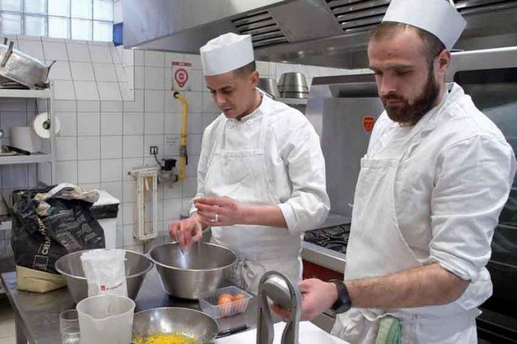 """""""Reportages découverte"""" : « Des barreaux aux fourneaux, l'évasion par la cuisine », dimanche 24 janvier sur TF1"""