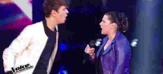 "Replay ""The Voice"" : Anahy & Antoine interprètent « Dangerous » de David Guetta (vidéo)"