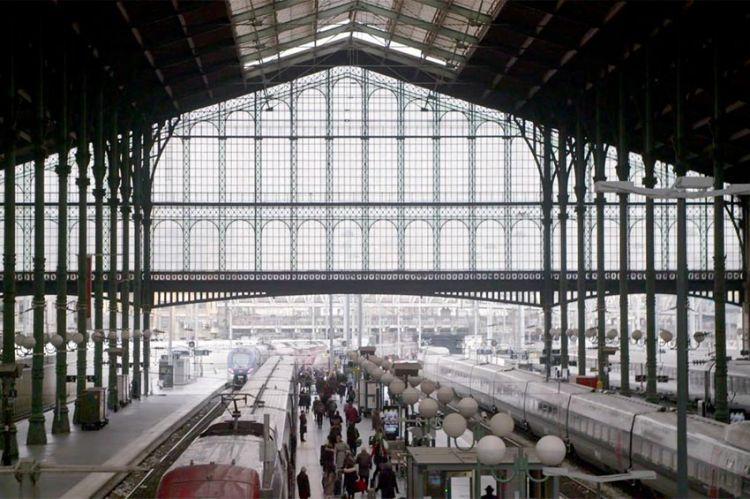 « Gares de paris : un patrimoine révélé », mercredi 21 octobre sur RMC Découverte