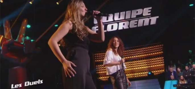 "Replay ""The Voice"" : duel Norig / Yasmine Ammari « This is what you came for » (vidéo)"