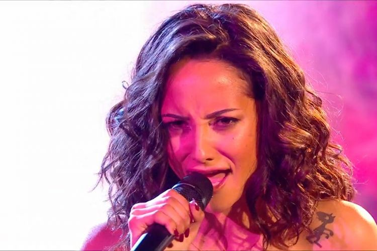 """Replay """"The Voice"""" : Marghe chante « Forget everything » sa compisition personnelle (vidéo)"""