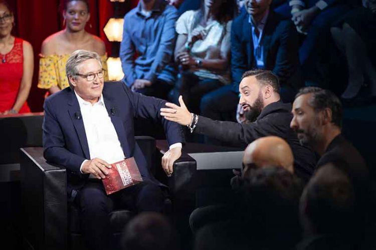 """""""On se retrouve chez Sabatier"""" : Patrick Sabatier reçoit Franck Dubosc le 6 avril sur C8"""