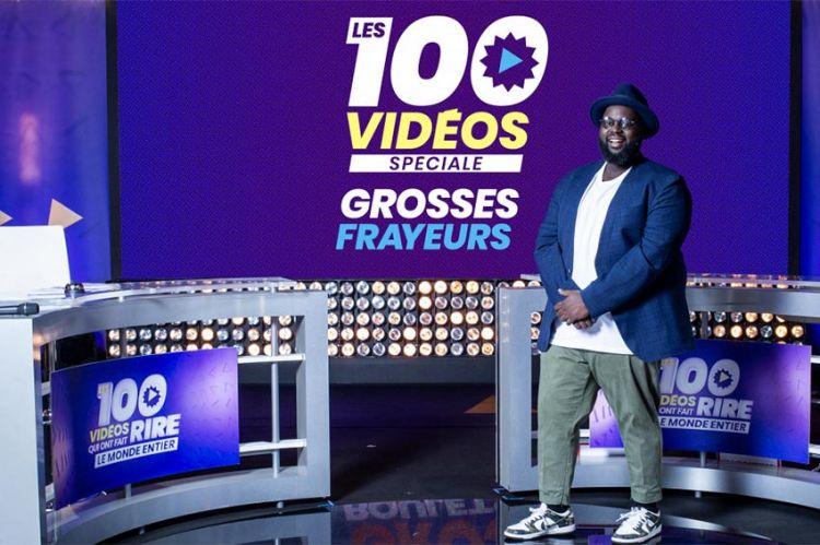 """""""Les 100 vidéos qui ont fait rire le monde entier"""" spéciale « Grosses frayeurs » jeudi 15 avril sur W9 avec Issa Doumbia (vidéo)"""