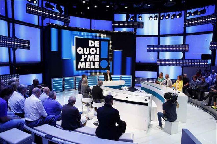 """""""De quoi j'me mêle"""" : les invités reçus par Eric Naulleau samedi 23 novembre sur C8"""