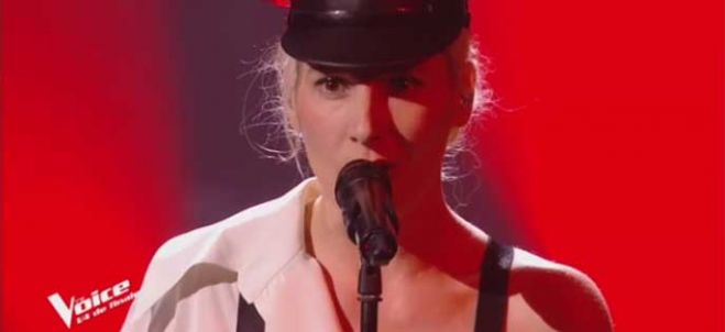 "Replay ""The Voice"" : B. Demi-Mondaine chante « Au suivant » de Jacques Brel (vidéo)"